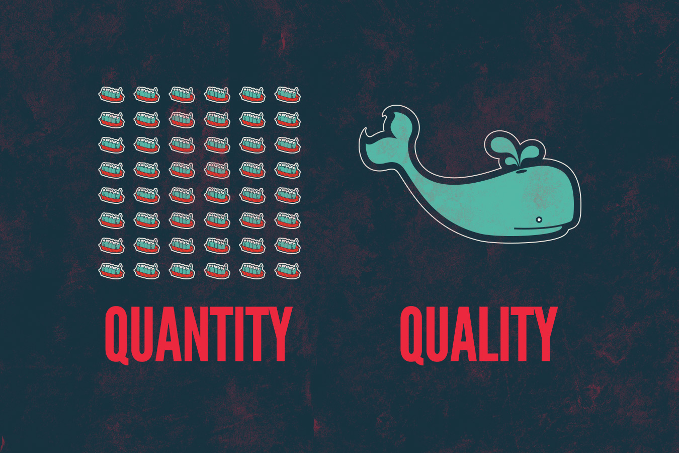 Twitter Followers: Why Quality is better than Quantity
