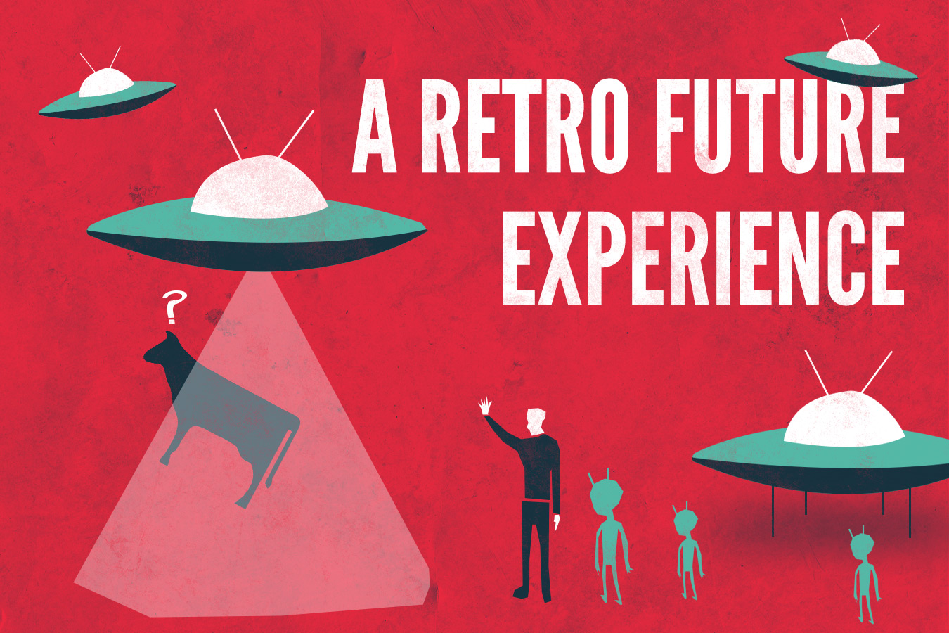 Jib Strategic Hosts Retro Future Art Show at Hashtag Gallery