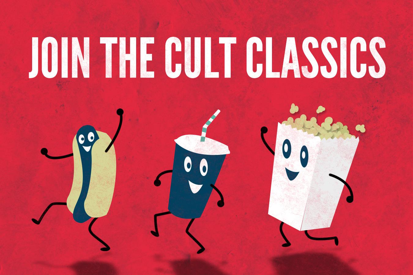 Jib Cult Classics art show at Hashtag Gallery